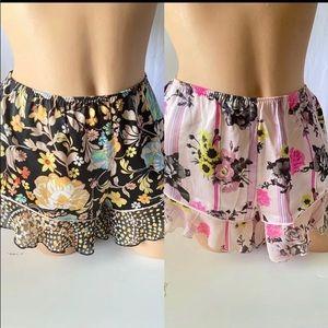 2 new Victoria Secret  pajama pants N